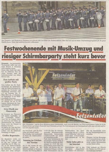 HS-Woche 26.03.2014
