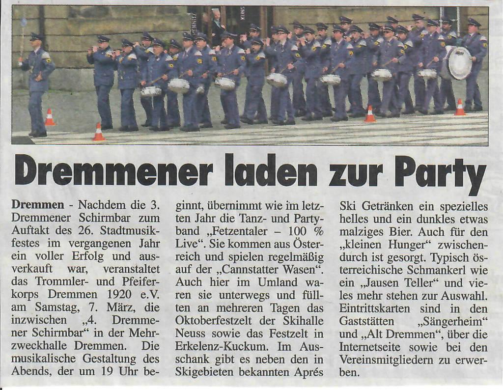 HS-Woche 04.03.2015